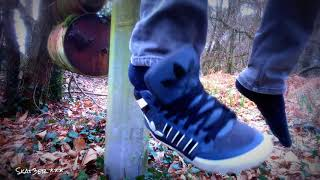Skat3er *** | Crushing and Shoeplay in the woods