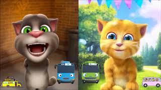 Download Video Kartun Anak Indonesia - Lagu Tayo si Bis Kecil (Tom dan Ginger) MP3 3GP MP4