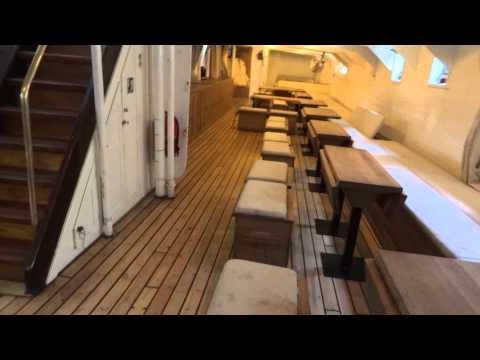 Sorlandet ship walkthrough (After 2012 Banjer change)
