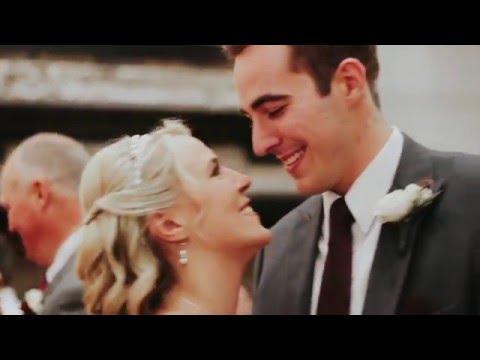 Mr. & Mrs. Garvin : Wedding Day