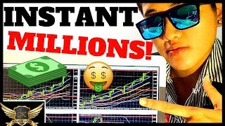 GET RICH QUICK WITH FOREX TRADING !?  |  BECOME MILLIONAIRE FAST ?!  | THE TRUTH!