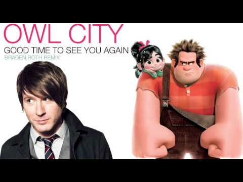 Owl City Mashup -- Good Time to See You Again (Braden Roth Remix)lg