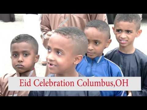 Eid Celebration  Somali community Columbus,Oh
