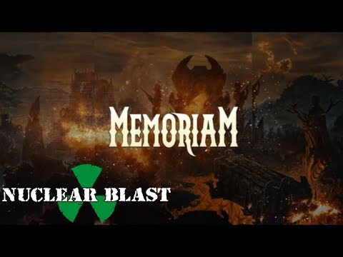MEMORIAM - Shell Shock (OFFICIAL LYRIC VIDEO)