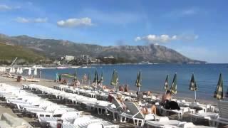 Видео окрестностей, дома возле ЭК Альянс и пляжа Будва Черногория(, 2015-09-29T17:52:11.000Z)