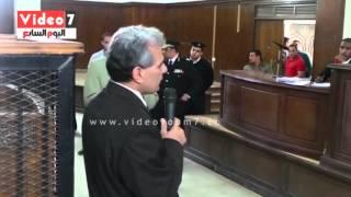 بالفيديو.. رئيس جامعة القاهرة بقضية