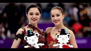 Загитовой и Медведевой нужно выступить на Чемпионате Мира