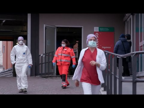 Север Италии закрыли на карантин из-за коронавируса