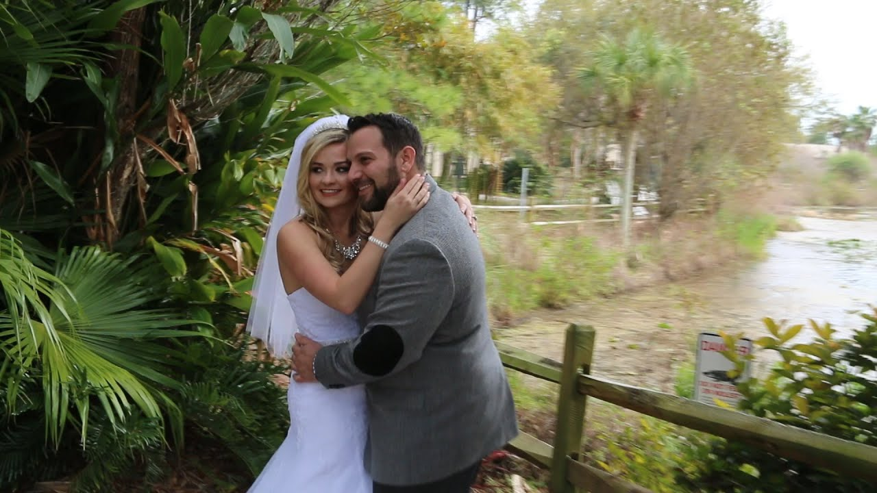 Florida Botanical Gardens Wedding   YouTube