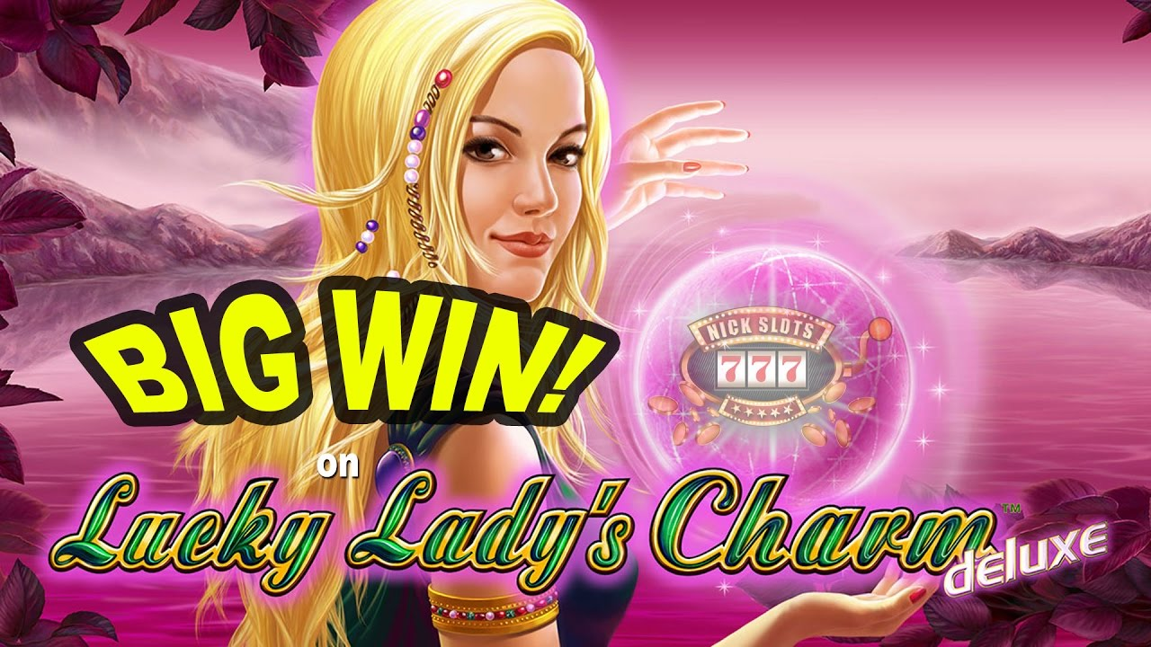 Big Win On Lucky Lady S Charm Slot 3 Bet Youtube