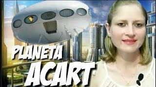 Fantástica viagem ao Planeta Acart - Caso Berlet