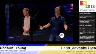 E3 2018 Day 1: EA Press Event