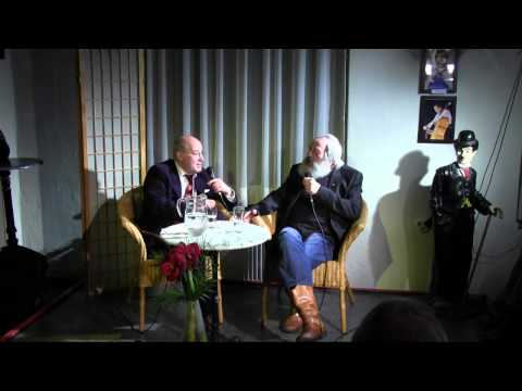 Gregor Gysi befragt Harry Rowohlt
