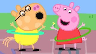 Peppa Pig English Full Episodes Compilation ✔️#19 | PeppaPigClips TV