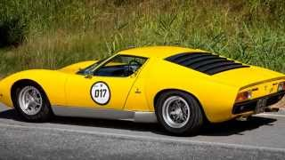 Lamborghini Miura SV Coupe - For Sale at Talacrest