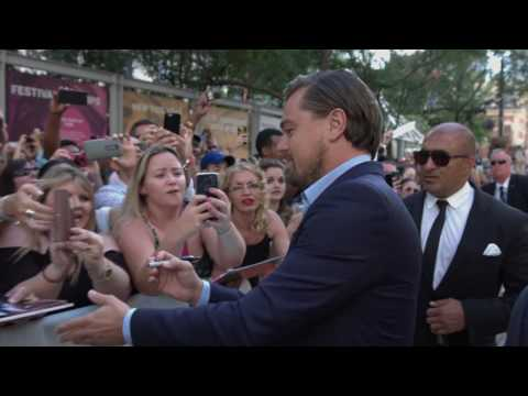 The Turning Point: Leonardo DiCaprio TIFF 2016 Movie Premiere Gala Arrival