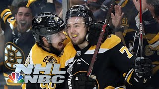 NHL Stanley Cup Final 2019: Blues vs. Bruins | Game 1 Extended Highlights | NBC Sports