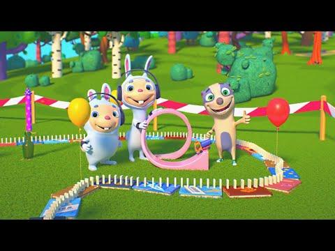 Бобр Добр - Цепная реакция - серия 61 | Новые весёлые Мультики для детей