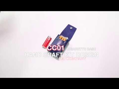CC01 JIA DIY KIT CIGARETTE CASE