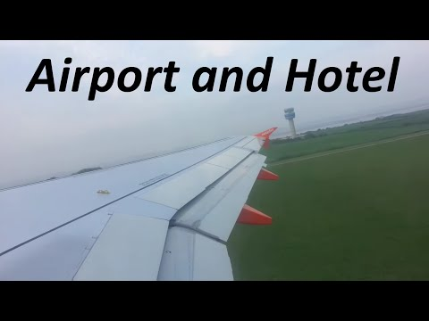 Vlog 36. Airport and Hotel