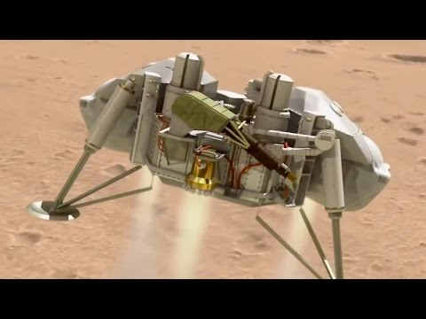 How Viking Conquered Mars: Entry, Descent, And Landing