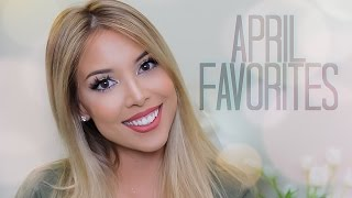 April Favorites | Lustrelux