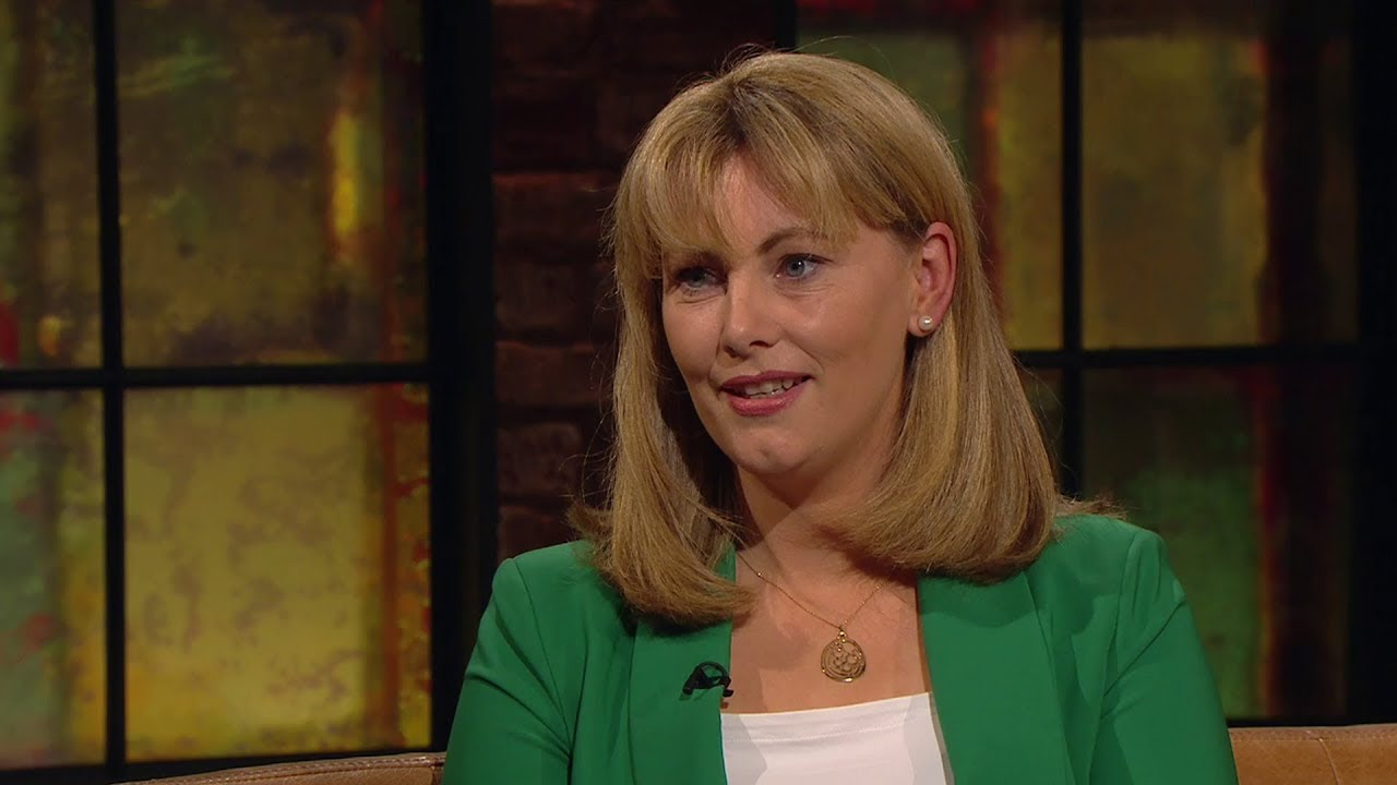 Emma Mhic Mhathúna on her misdiagnosed smear test   The Late Late Show    RTÉ One