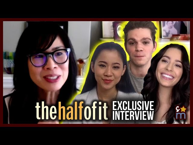 Why 'THE HALF OF IT' Cast Were Perfect For Their Roles