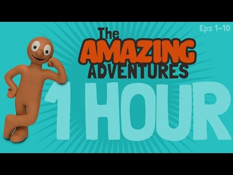 1 HOUR COMPILATION | THE AMAZING ADVENTURES OF MORPH