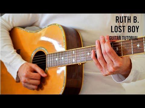 Ruth B. – Lost Boy EASY Guitar Tutorial With Chords / Lyrics