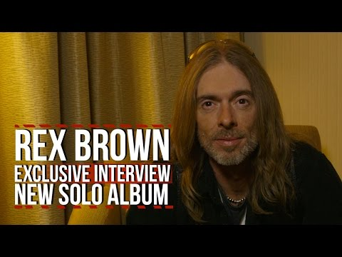 Rex Brown Opens Up on Solo Album