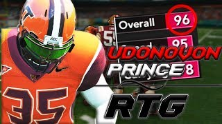 ORANGE BOWL SEASON FINALE +  96 OVERALL SOPHOMORE! | NCAA 14 Running Back RTG Ep. 11