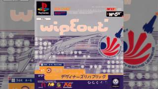 WipEout® OST [PSX]: Leftfield - Afro-Ride