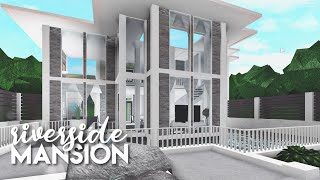 Roblox | Bloxburg: Riverside Mansion