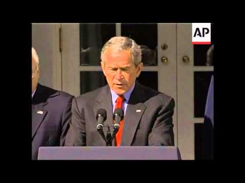 Bush says Al Qaida in Iraq number 2 killed