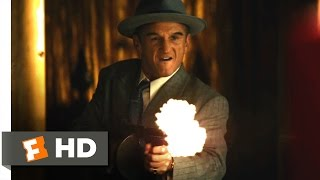 Gangster Squad (2013) - Here Comes Santy Claus Scene (9/10) | Movieclip