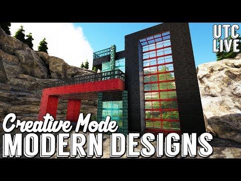 ARK CREATIVE Building Mode :: Modern House Building Designs :: Ark Design Ideas