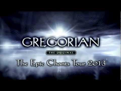 Gregorian - 13.04.2013 Musical Theater Basel
