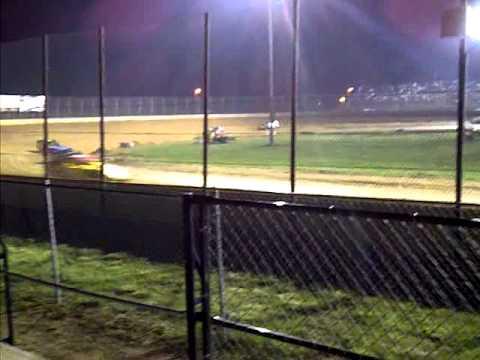 Clay Langley Jr. Lake Ozark Speedway 4/30/11 part 3