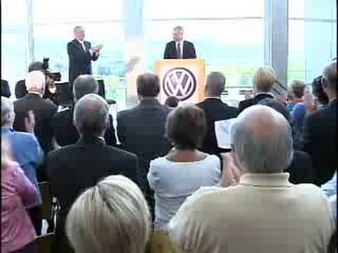 Volkswagen Comes to Chattanooga Tennessee part1
