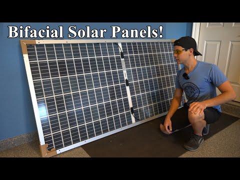 Bifacial Solar Panels from Signature Solar