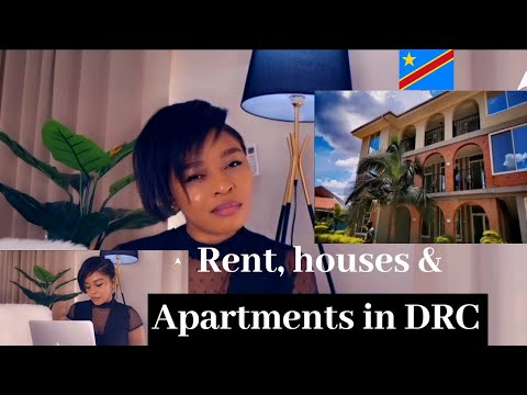 CONGO: Rent of modern Apartments & houses in LUBUMBASHI |Congoleseyoutuber