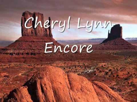 Cheryl Lynn - Encore.wmv