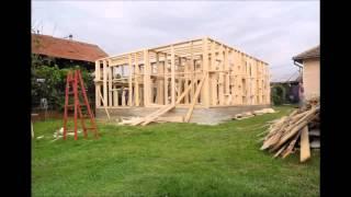 Каркасно-щитовой дом за 2 минуты(, 2015-09-16T14:45:03.000Z)