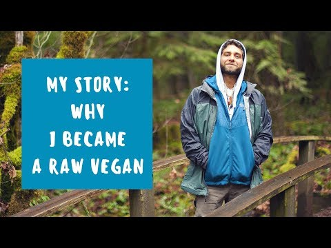 MY STORY || WHY I BECAME A RAW VEGAN || RAW NATTY N8