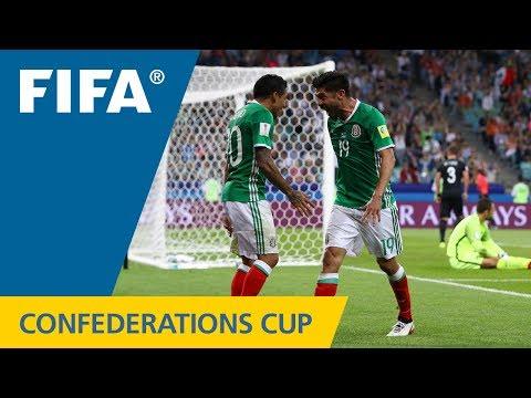 Match 6: Mexico v New Zealand - FIFA Confederations Cup 2017