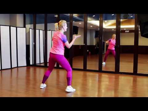 Sofia by Alvaro Soler/ Zumba for beginners/ Back view