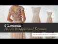 5 Glamorous Beads Bridesmaid Dresses Amazon Winter 2017  Collection