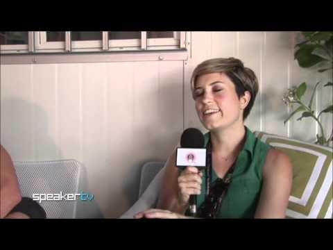 Missy Higgins - Interview [SPEAKERTV]