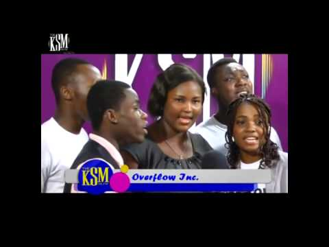 The KSM Show   Overflow Inc's Ministration on the KSM Show